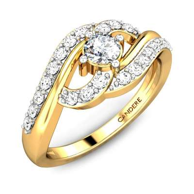 Laurentia Diamond Engagement Ring