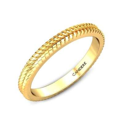 Clarice Gold Band
